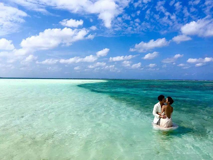 【私人订制】西沙群岛婚纱摄影之旅