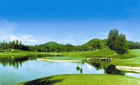 兴隆康乐园温泉高尔夫球会