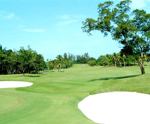 海南兴隆康乐园高尔夫球会